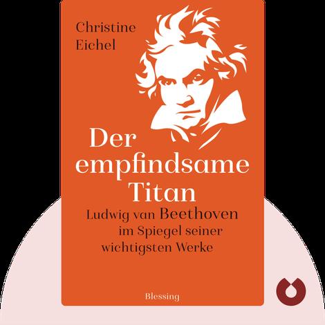 Der empfindsame Titan by Christine Eichel