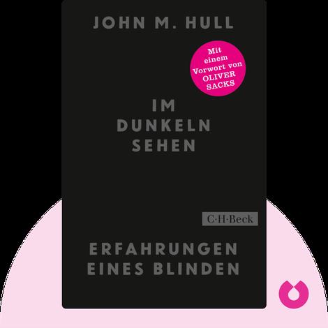 Im Dunkeln sehen by John M. Hull
