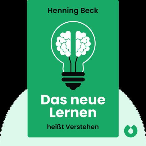 Das neue Lernen by Henning Beck