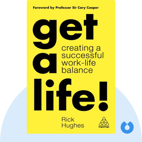Get a Life! by Rick Hughes