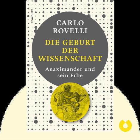 Die Geburt der Wissenschaft von Carlo Rovelli