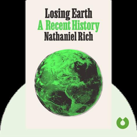 Losing Earth von Nathaniel Rich