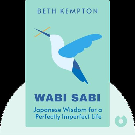 Wabi Sabi by Beth Kempton