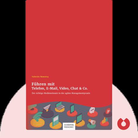 Führen mit Telefon, E-Mail, Video, Chat & Co. by Valentin Nowotny