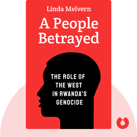 A People Betrayed by Linda Melvern