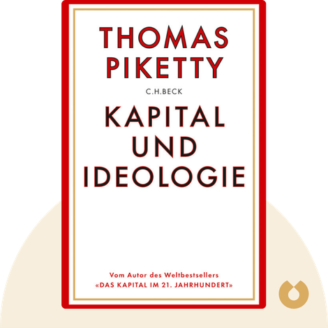 Kapital und Ideologie by Thomas Piketty