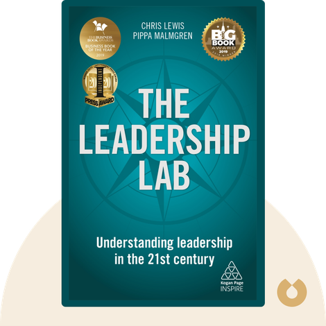 The Leadership Lab by Chris Lewis, Dr Pippa Malmgren