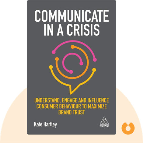 Communicate in a Crisis by Kate Hartley