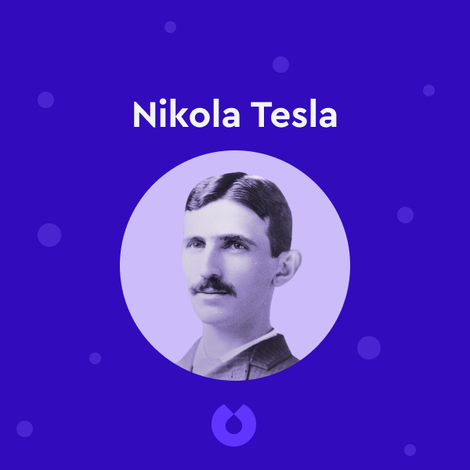 Bedtime Biography: Tesla by Margaret Cheney