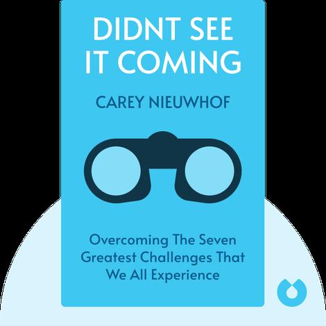 Didn't See It Coming von Carey Nieuwhof