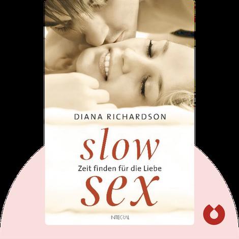 Slow Sex by Diana Richardson