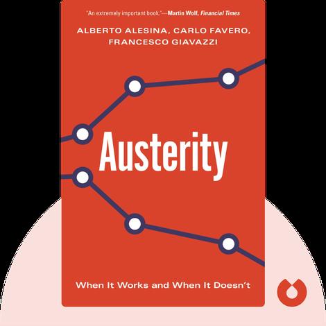 Austerity von Alberto Alesina, Carlo Favero, Francesco Giavazzi