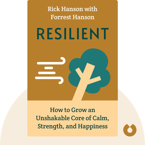 Resilient by Rick Hanson with Forrest Hanson