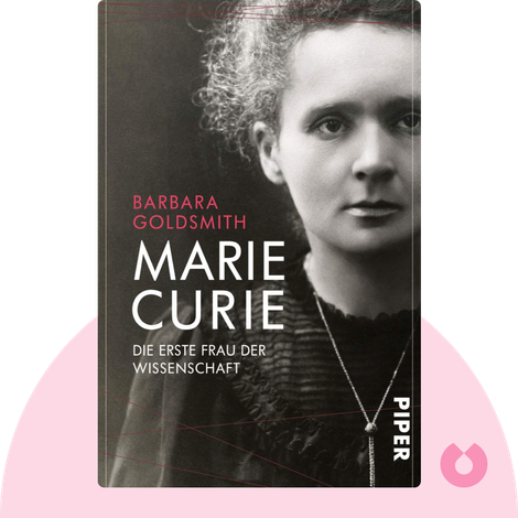 Marie Curie by Barbara Goldsmith