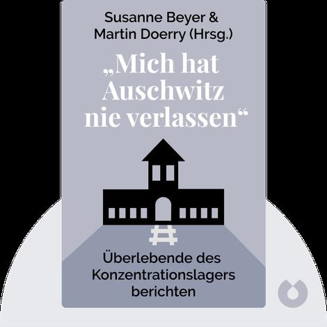 """""""Mich hat Auschwitz nie verlassen"""" by Susanne Beyer & Martin Doerry (Hrsg.)"""