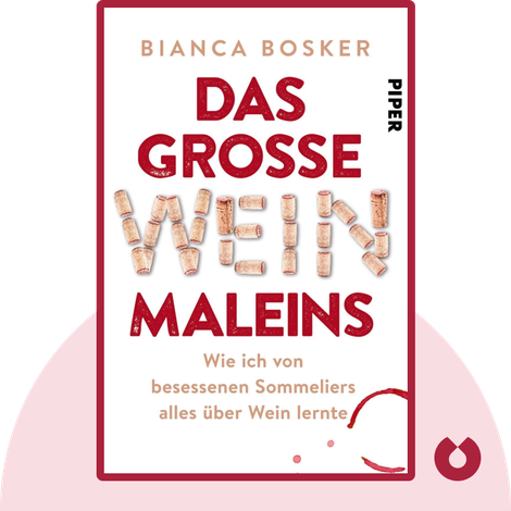 Das große Weinmaleins by Bianca Bosker