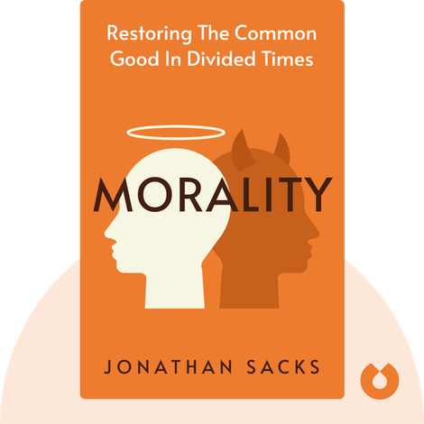 Morality by Jonathan Sacks