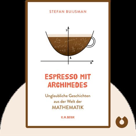 Espresso mit Archimedes by Stefan Buijsman