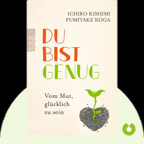 Du bist genug by Ichiro Kishimi & Fumitake Koga