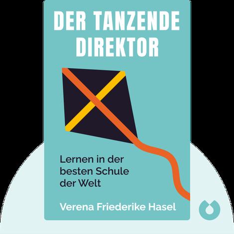 Der tanzende Direktor by Verena Friederike Hasel