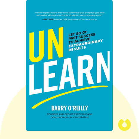 Unlearn by Barry O'Reilly
