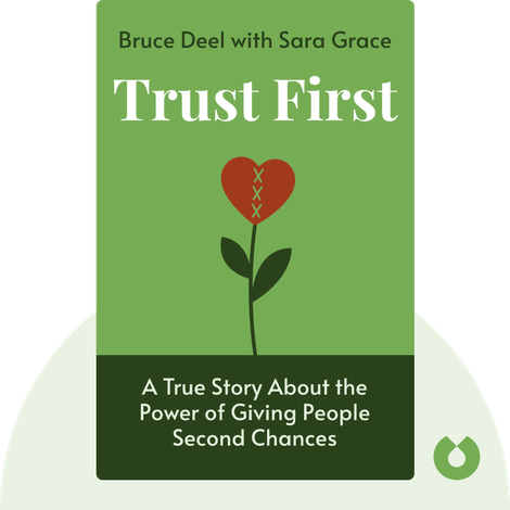 Trust First by Bruce Deel with Sara Grace