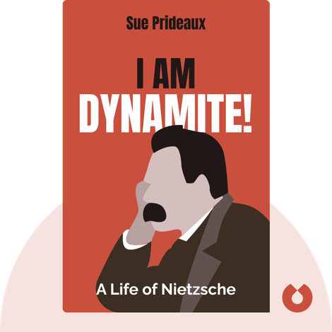 I Am Dynamite! by Sue Prideaux