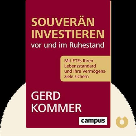 Souverän investieren vor und im Ruhestand von Gerd Kommer