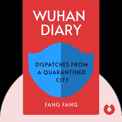 Wuhan Diary von Fang Fang