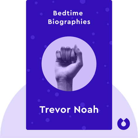 Bedtime Biography: Born a Crime by Trevor Noah