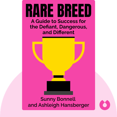Rare Breed by Sunny Bonnell and Ashleigh Hansberger