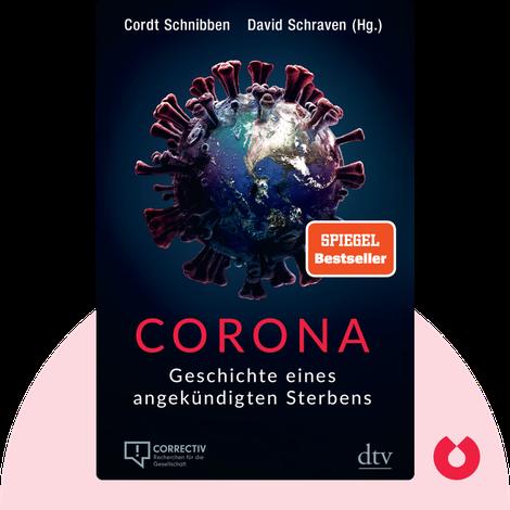 Corona by Cordt Schnibben, David Schraven (Hg.)