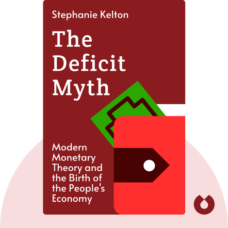 The Deficit Myth by Stephanie Kelton