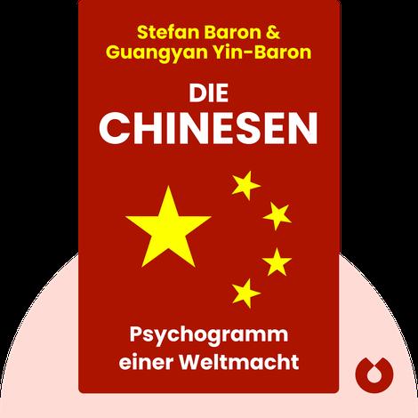 Die Chinesen by Stefan Baron & Guangyan Yin-Baron