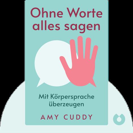 Ohne Worte alles sagen by Amy Cuddy