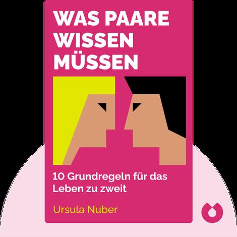 Was Paare wissen müssen von Ursula Nuber
