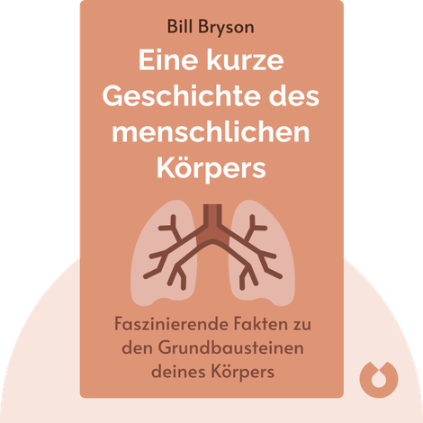 Eine kurze Geschichte des menschlichen Körpers by Bill Bryson