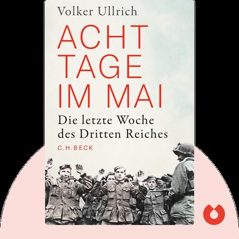 Acht Tage im Mai by Volker Ullrich