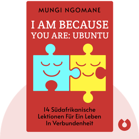 I am because you are: Ubuntu by Mungi Ngomane