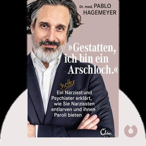 """""""Gestatten, ich bin ein Arschloch."""" by Pablo Hagemeyer"""