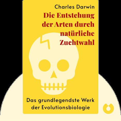 Die Entstehung der Arten durch natürliche Zuchtwahl by Charles Darwin