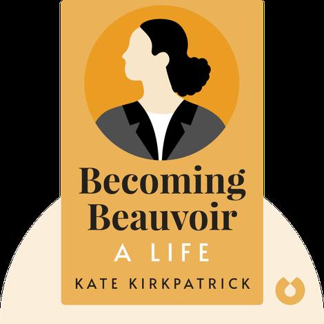 Becoming Beauvoir by Kate Kirkpatrick