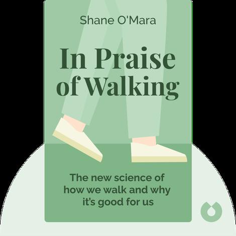 In Praise of Walking by Shane O'Mara