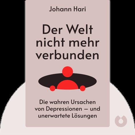 Der Welt nicht mehr verbunden by Johann Hari