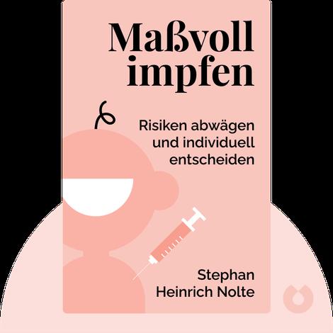 Maßvoll impfen von Stephan Heinrich Nolte
