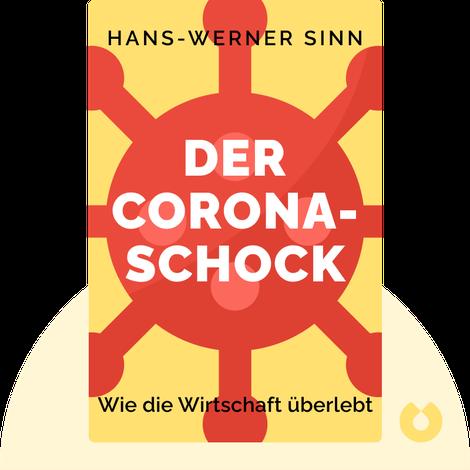 Der Corona-Schock by Hans-Werner Sinn