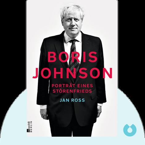 Boris Johnson by Jan Roß