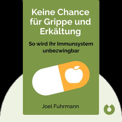 Keine Chance für Grippe und Erkältung by Joel Fuhrmann