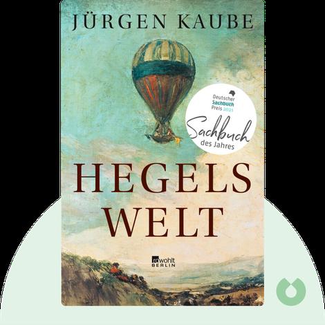 Hegels Welt by Jürgen Kaube