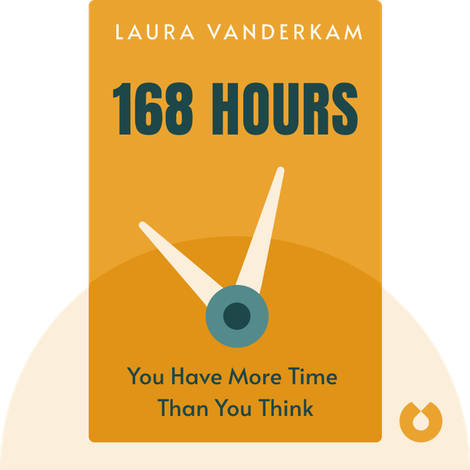 168 Hours by Laura Vanderkam
